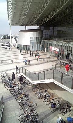 サイクルモード2007