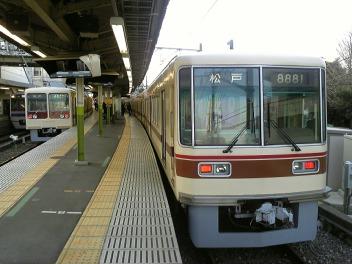 久々に京成電鉄