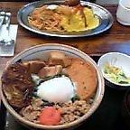 聚楽よ〜(西郷丼)