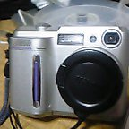 ニコンのデジカメ(Coolpix880)