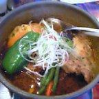 札幌、スープカレー