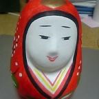 姫だるま(大分、竹田市)