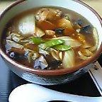 潮菜ラーメン(秋田、岩城町)